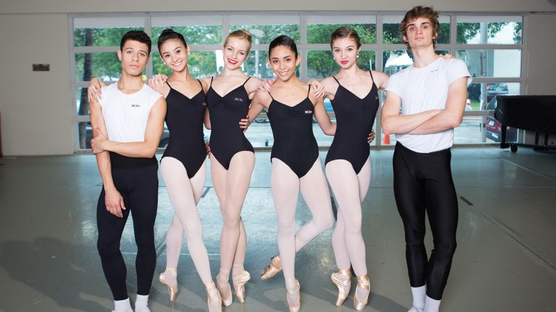 Meet The Star Dancers At Miami City Ballet School Teen Vogue Videos The Scene