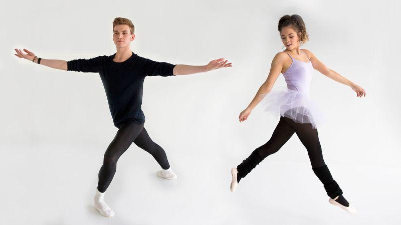 Dance move teen consider