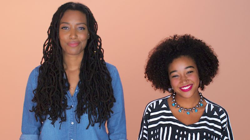 Teen Vogue: 'Black Girl Magic' Video Series with Amandla Stenberg and her  Inspiring Friends
