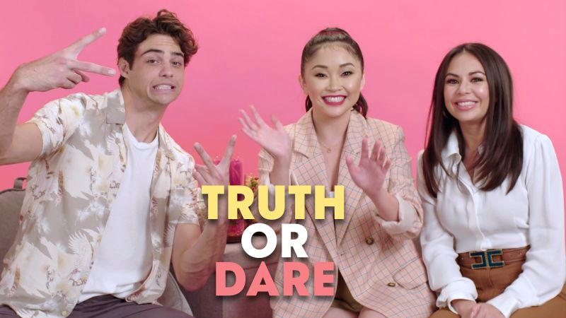 To All The Boys Ive Loved Before Cast Plays Truth Or Dare Teen Vogue Videos The Scene