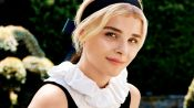 Chloë Grace Moretz Gets Sultry and Mysterious for Her October Cover Shoot