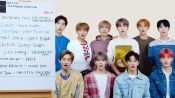 NCT 127 Create The Playlist To Their Lives