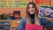 Lele Pons Guesses How 1,971 Fans Responded to a Survey About Her