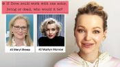 Dove Cameron Guesses How 2,155 Fans Responded to a Survey About Her