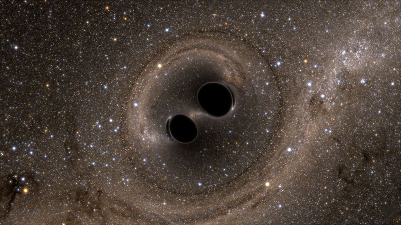 How the First Gravitational Waves Were Found   The New Yorker
