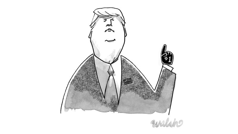 Daily Cartoon Tuesday April 26th The New Yorker