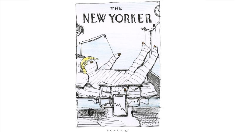 Donald Trump S State Of The Union Surprise The New Yorker