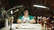 An Artist Creates Hyper-Real Newborn-Baby Dolls