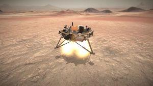 InSight Landing On Mars
