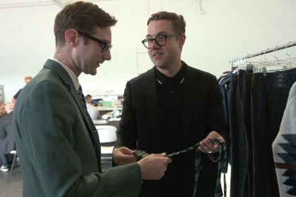 The Big Reveal: The BNMDA Designers Try On Their Collaborations With the Gap