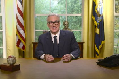 Meet the Newest Member of GQ: Keith Olbermann
