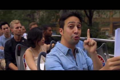 Lin-Manuel Miranda Turns One Donald Trump Run-On Sentence Into a Full Musical