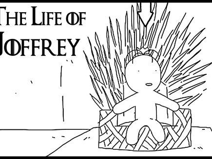 Game Of Thrones The Life Joffrey Baratheon