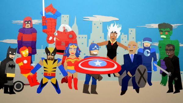 Captain Marvel and the Long, Strange History of Female