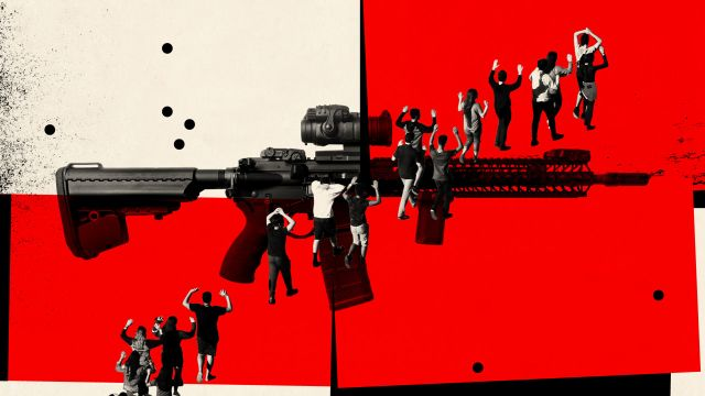The Link Between America's Lax Gun Laws and the Violence