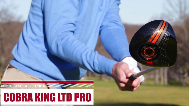 Cobra King Ltd  Pro Review - Drivers