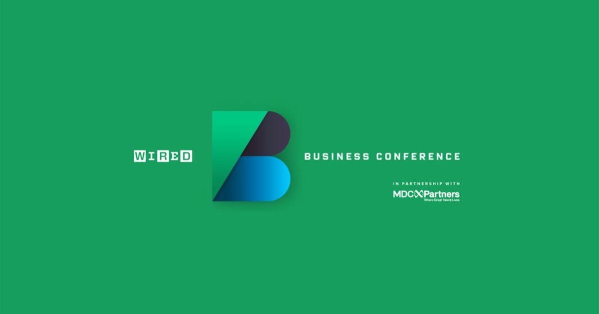 Wired Business Conference | Wired Wired Business Conference Video Series