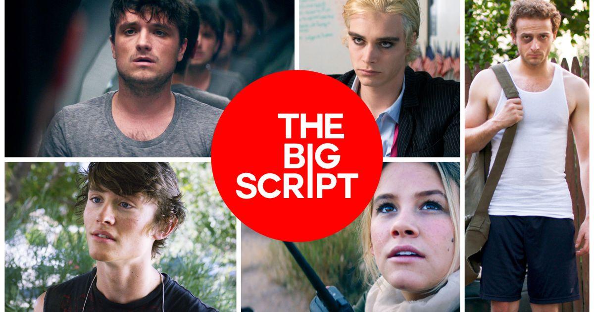 The Big Script - Iris Videos - The Scene