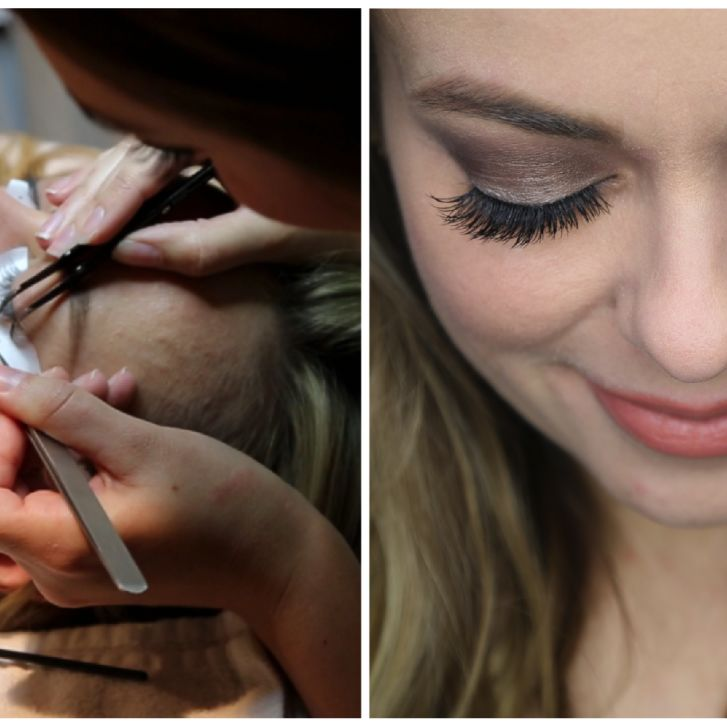 Watch Allure Insiders Truth About Eyelash Extensions Allure