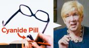 Thumbnail of Former CIA Chief of Disguise Breaks Down Cold War Spy Gadgets