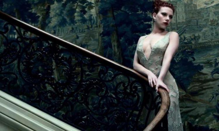 Sorry, that Scarlett johansson vanity fair