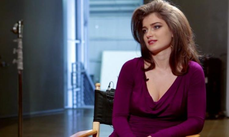 """LIV HEWSON HOT - Eve Hewson on """"This Must Be the Place"""" and"""