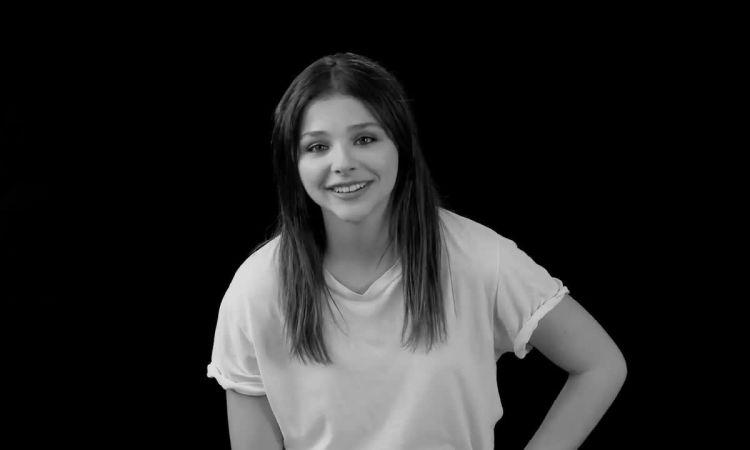 Chloe Grace Moretz W Magazine Videos The Scene