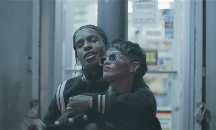 AP dating Rihanna
