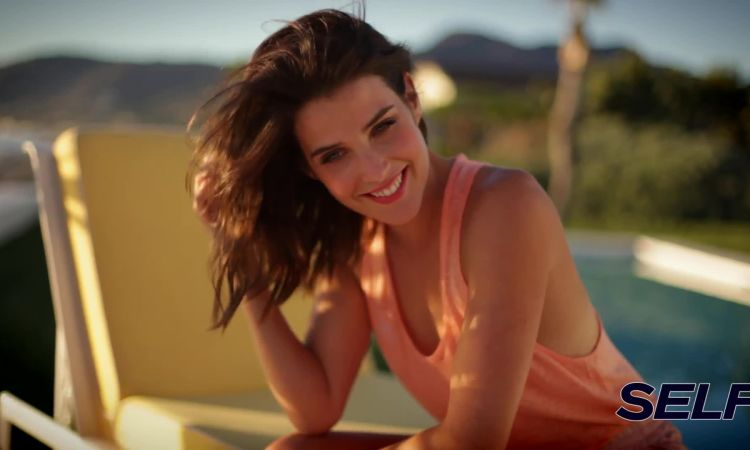 Go Behind The Scenes At Cobie Smulders Cover Shoot Self Videos The Scene