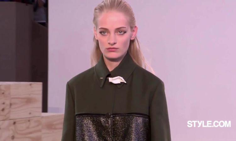 07342bf3f85e Céline Spring 2015 Ready-to-Wear - Vogue Videos - The Scene