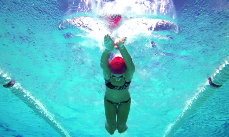 The Science Of Swimming - WIRED Videos - The Scene