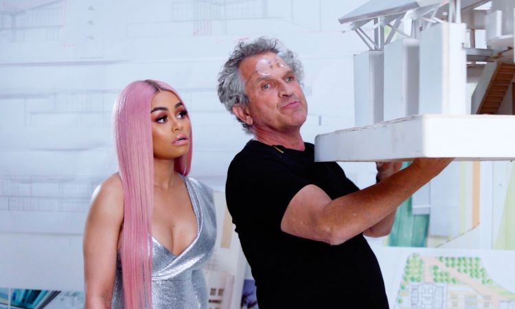 Blac Chyna Designs Her Dream Home - Architectural Digest