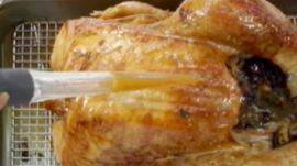 Poultry: Basting a Turkey