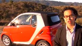 GQ Test Drives the Smart fortwo