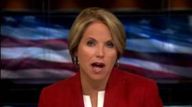 Katie Couric on Stand Up to Cancer
