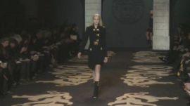 Versace Fall 2011