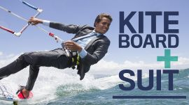 Kai Lenny Style Challenge: Kitesurf in a Suit