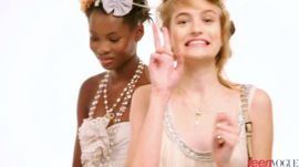 Behind-the-Scenes of a Teen Vogue Prom Fashion Shoot