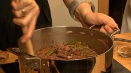 How to Make Cuban Ropa Vieja, Part 1
