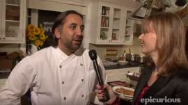 Epicurious Entertains NYC 2009: A Chat with Marco Canora