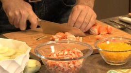 Easy Lobster Appetizer