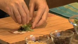 Easy Prosciutto Appetizer