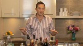 Drinks Basics and the Home Bar