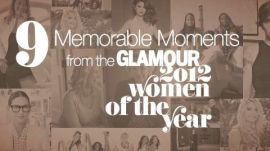 The 2012 Glamour Women of the Year Awards: 9 Memorable Moments