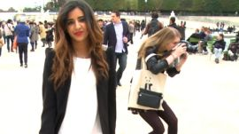 """The Chicest Outfit Ideas from Paris Fashion Week are Right Here on """"What Are You Wearing?"""""""