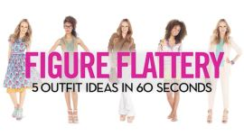 5 Outfit Ideas in 60 Seconds: Fashion Trends That Look Good on Everyone