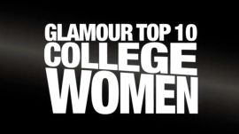 Meet the Winners of Glamour Magazine's 2012 Top 10 College Women Competition