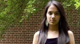 Glamour's 2011 Top 10 College Women: Isha Jain