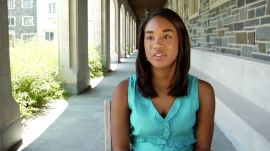 Glamour's 2011 Top 10 College Women: Amber Koonce