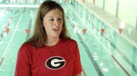 Glamour's 2011 Top 10 College Women: Allison Schmitt